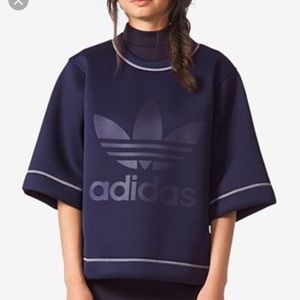 Adidas reversible sweatshirt